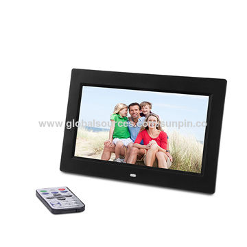 China 9 Inch Hd 800600p Different Types Photo Frames From Shenzhen