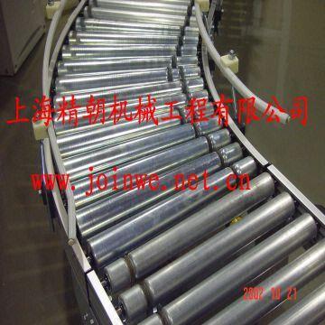 1)powered roller conveyor 2)high speed 3)ISO/CE SITI motor 4)Heavy