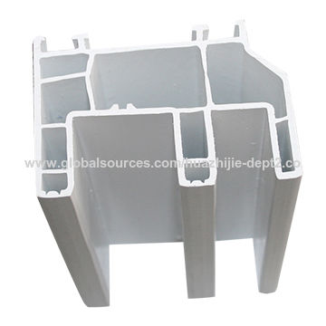 PVC door frame, eco-friendly, anti-UV & corrosion, maintenance-free ...
