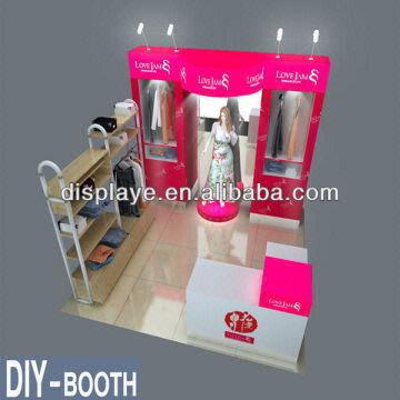 Portable Clothing Kiosk Booth | Global Sources