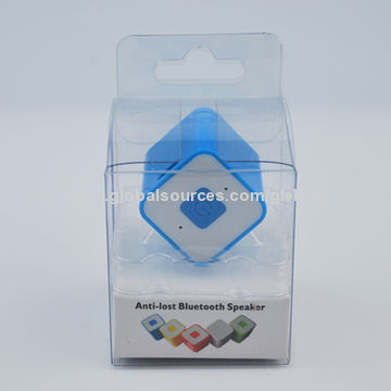 China Mini Bluetooth Speaker, Microphone, Lithium Battery, Works with iPhone/iPad/Smartphone