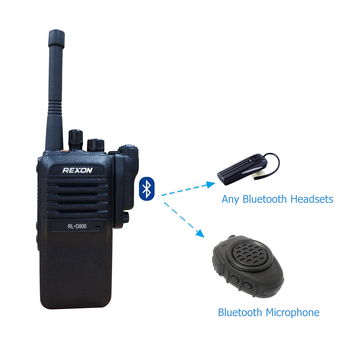 Taiwan Digital/Analog Handheld Radio