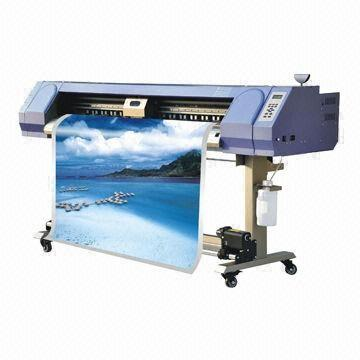 Eco Solvent Wide Format Printer with Epson D x 5 Printhead and THK