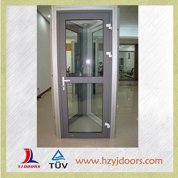 Swing Opening French Door Type Aluminum Single Entry Door Global