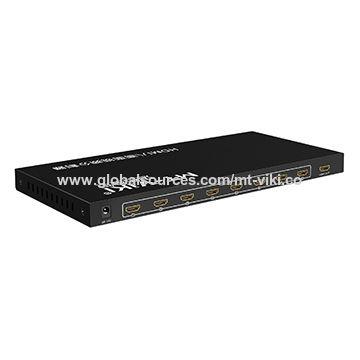 HDMI screen splitter 8 ports multi-viewer display