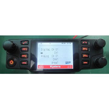 China Dual Mode DMR Mobile Transmitter CDM-550H & GPS from Quanzhou