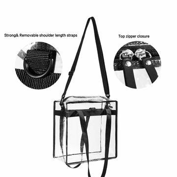 0a77f0ce1870 China clear tote bag from Quanzhou Manufacturer: Quanzhou Best Bags ...