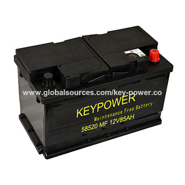 china 58520 maintenance free hybrid vehicle battery din standard on rh globalsources com