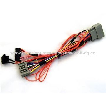 automobile electric wire harness 4 pin 5 pin relay ceramic socket automotive wiring harness plugs china automobile electric wire harness 4 pin 5 pin relay ceramic socket