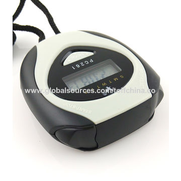 China 1/100secs accuracy digital sport stopwatch with whistle