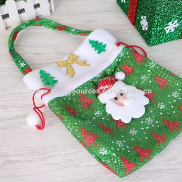 China Christmas Candy Gift Party Bags from Shijiazhuang Trading ...