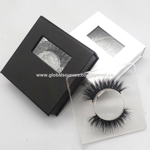 d392b7a45fa China Hot Sale Select 3D Silk Magnetic Lashes Box, Customized Eyelashes  Package ...