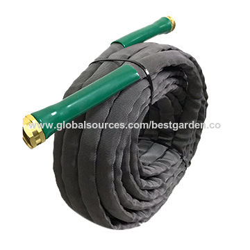 China New Canvas Flat Hose from Nanjing Trading Company Nanjing