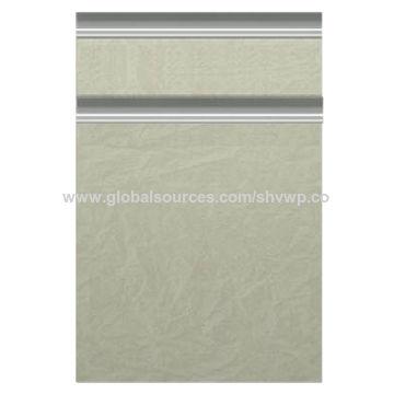 Groove Handle Cabinet Kitchen Cabinet Door Global Sources