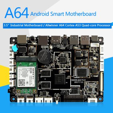 Allwinner A64 Android Industrial Motherboard | Global Sources