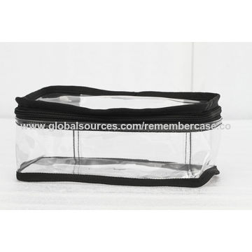 ... China Travel PVC clear cosmetic bag 5227a39e6