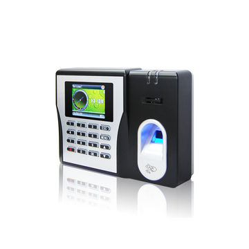 China fingerprint time attendance system from Shanghai Trading