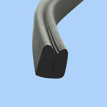 Auto Weatherstripping Rubber Seal Strips Pvc Epdm