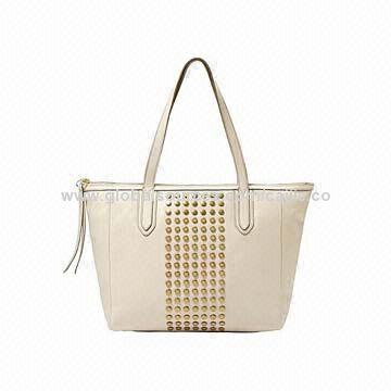 7da2c565ad37 Ladies  Bag in Shiny Rivets Style