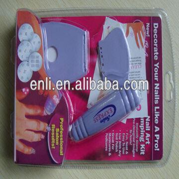 Nail Art Stamping Kitkonad Stamping Nail Art Kitnail Art Kits