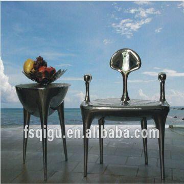 Stainless Steel Art Furniture Garden