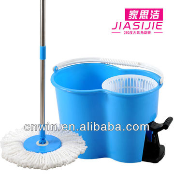 Professional Cleaning Product Mop With Big Mop Bucket As Seen On