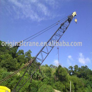 Kobelco 70 Ton Japan Used Crawler Crane | Global Sources