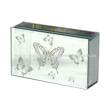 China Jewelry Trinket Box from Ningbo Manufacturer Ningbo Yinzhou