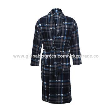 97f29c5b95 China Men s fleece bathrobe from Ningbo Trading Company  Ningbo V.K. ...