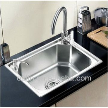 Stainless Steel Sinks > Single Bowl - Wash Basin India Kitchen Sink ...