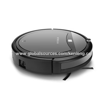 China Bvrila Navigational Robot Vacuum Cleaner