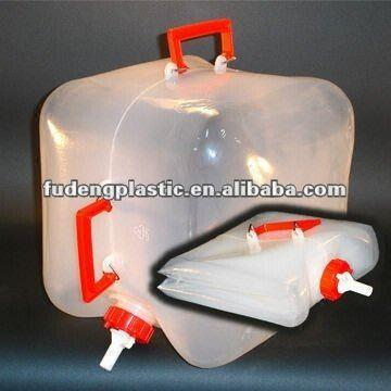 ... Taiwan 20liter Collapsible Water Container / 5gallon Storage Jug