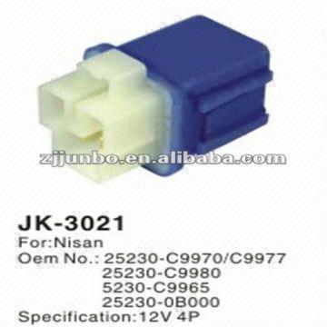 nissan auto air conditioning relay 12v 24v global sourceschina nissan auto air conditioning relay 12v 24v