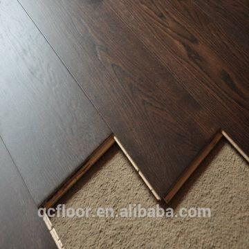 Professional Different Color Stain Engineered Solid American Black