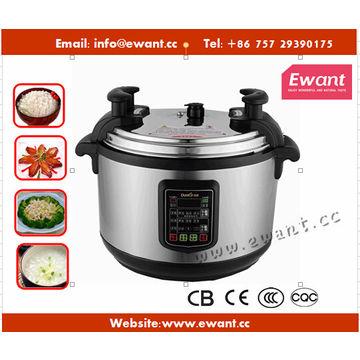 olla de presión eléctrica ewant de BD ID 21L25L | Global
