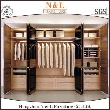 4 Door Wardrobe Closetwardrobe Clothing Storecontemporary Bedroom