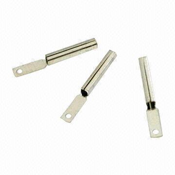 Hong Kong SAR Brass Pins with Matte Tin Plating on Global Sources