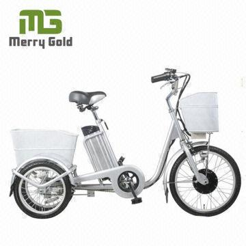 China 36v 250w 3 Wheel Electric Bicycle