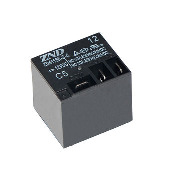 China ZD4115K/T91/C5 12V/30A Household Appliances Relay with 5-pin