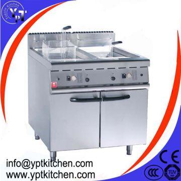Best Price Commercial Kitchen Equipment Double Tank Floor Stainding ...