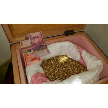 Gold dore bars and nuggets for sale in Uganda | Global Sources