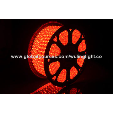 5050 red color light smd strips light flexible rope lights produced china 5050 red color light smd strips light flexible rope lights produced by pressional factory of aloadofball Choice Image