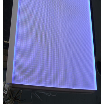 China light guide panel from Shanghai Manufacturer: Shanghai