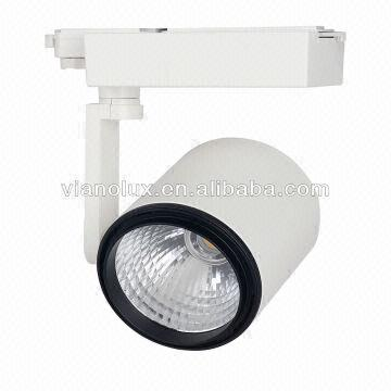 Indoor white led circular track lighting for commercial use china indoor white led circular track lighting for commercial use mozeypictures Gallery