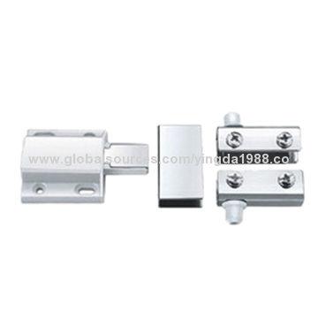 Magnetic Door Catch Stopper For Cabinet Glass Door With Iron
