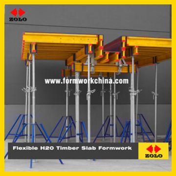 ZOLO Flexible H20 Timber Beam Girder Slab Formwork System   Global