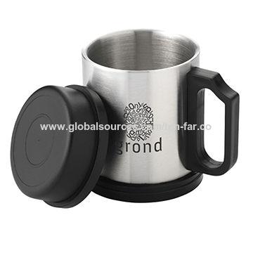 Non Slip Stainless Steel Coffee Mug