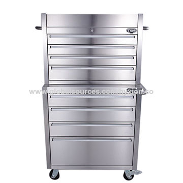 30 Inch 8 Drawer Tool Chest Combo Global Sources