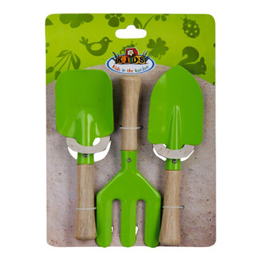 China Childrens Garden Tool Set from Nanjing Trading Company
