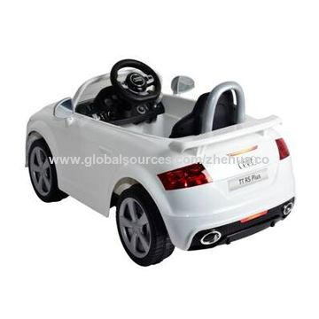 China For Children Licensed Audi Ride On Electric Toy Ca From